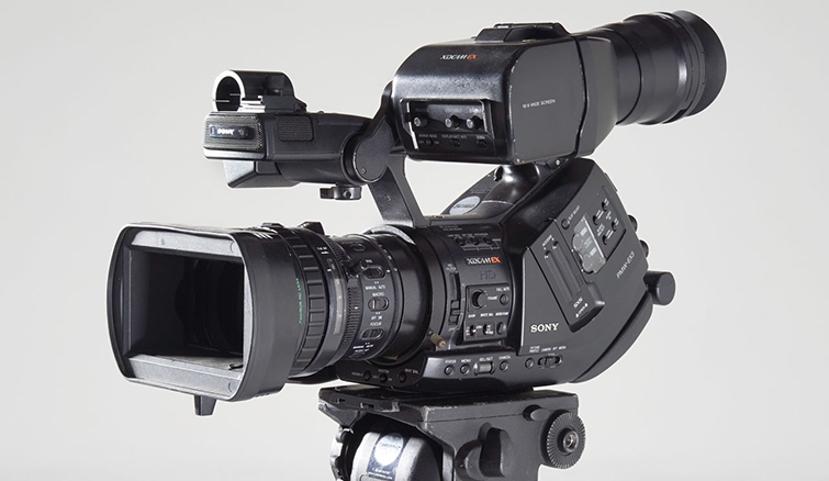 Behind the Data: The Most Popular Cameras of SXSW — Sony PMW-EX3