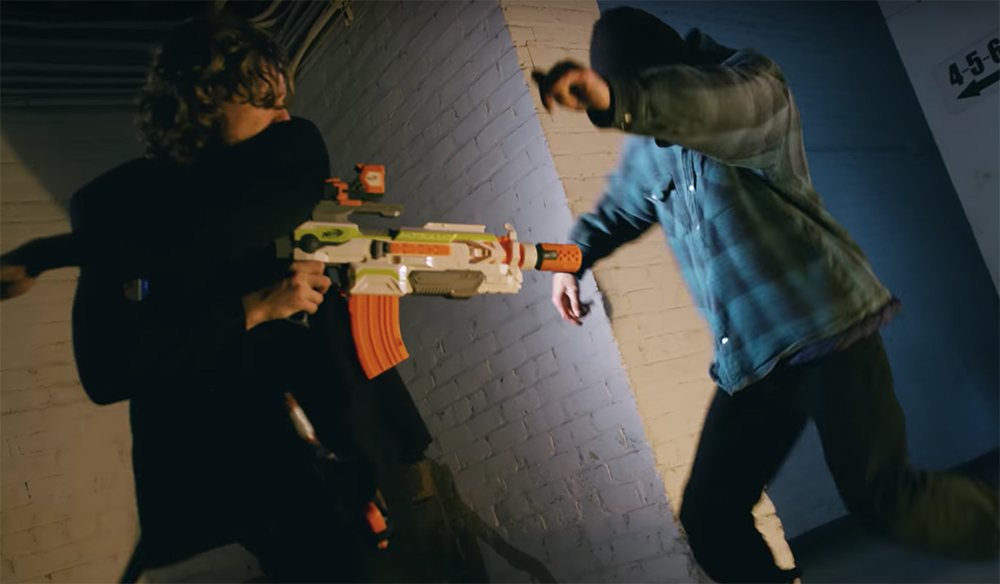 Behind the Sound Design: Nerf John Wick