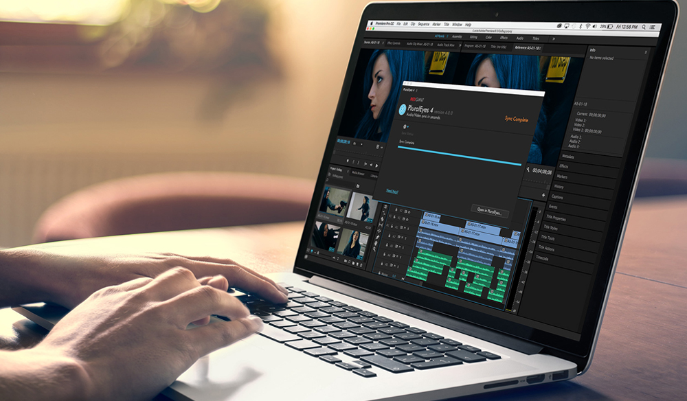 Three Ways to Sync Audio to Video