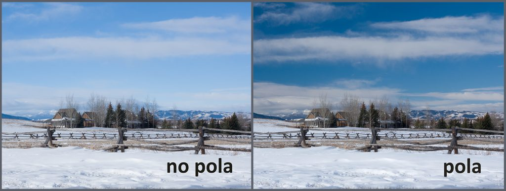 Polarizing Filters Are Essential — Unless They Aren't — Landscape Comparison