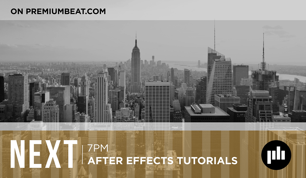 How to Create Broadcast Graphics in After Effects