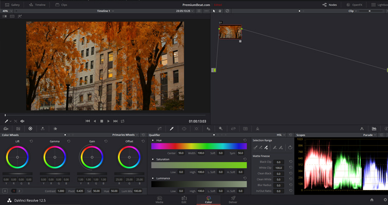 Change the Seasons in Your Video with This Technique — Sample Footage