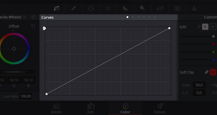 The Basics of Color Correcting With Curves — Curve Box