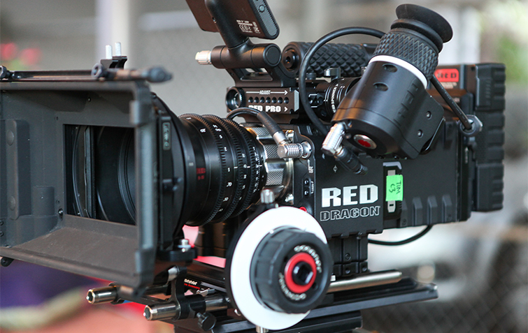Behind the Data: The Most Popular Cameras of SXSW — RED DRAGON