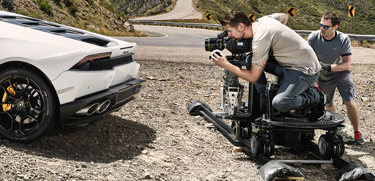 Blackmagic's New URSA Mini Pro Camera and DaVinci Resolve Panels - URSA Mini Pro