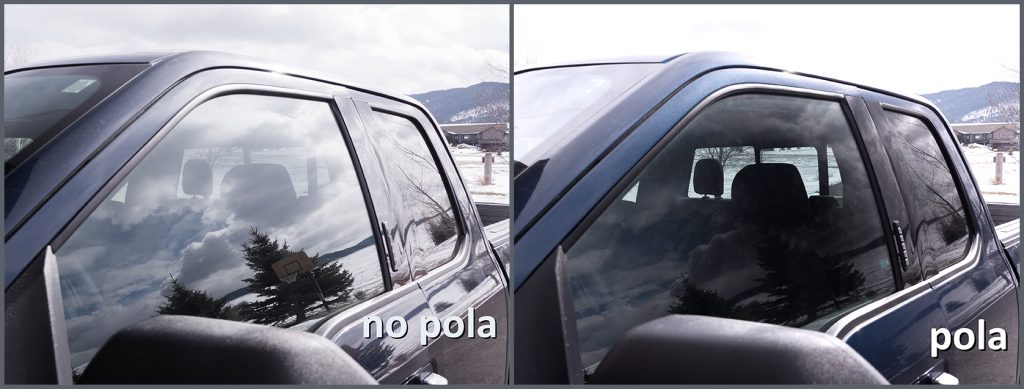 Polarizing Filters Are Essential — Unless They Aren't — Window Comparison