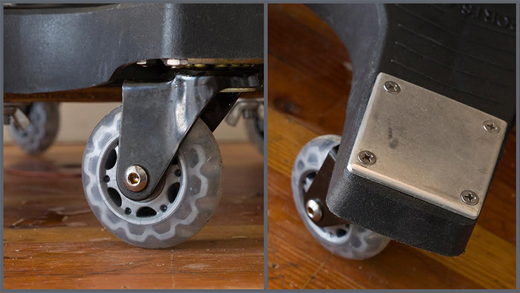 Build Your Own Butt/Pedestal Dolly for under $140 — Wheels