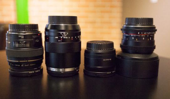 Primes vs. Zooms: Situational EF Lens Prep