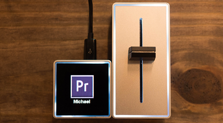 Hands-On Review: The Palette Gear for Video Editors — Sliders in Premiere Pro