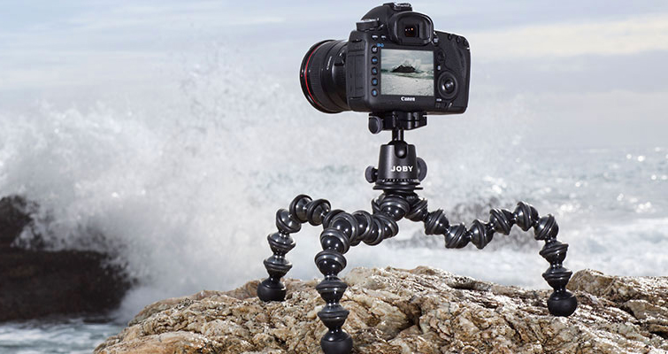 Pocket Stabilizers for Traveling Videographers — GorillaPod