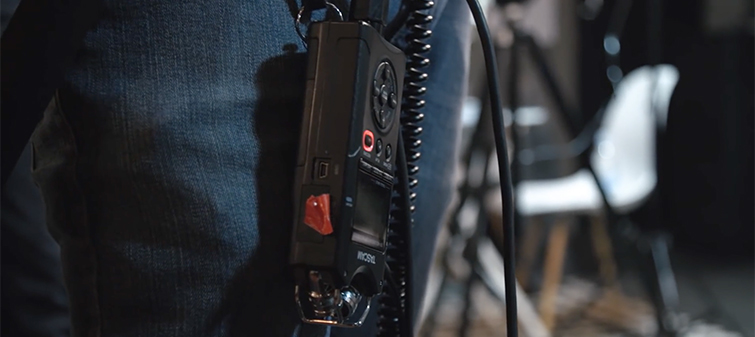 The Indie Filmmaker's Guide to Recording Audio — Audio