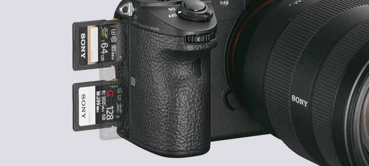 Sony Announces the New Full-Frame a9 Mirrorless Camera — Dual SD Card Slots