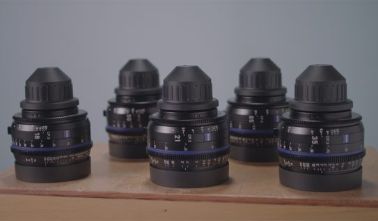 NAB 2017: ZEISS Announces New CP.3 and CP.3 XD Lens Family