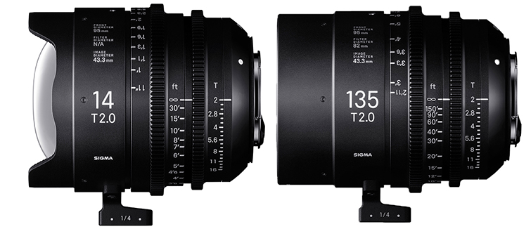 NAB 2017: The Latest and Greatest Camera Lenses — Sigma