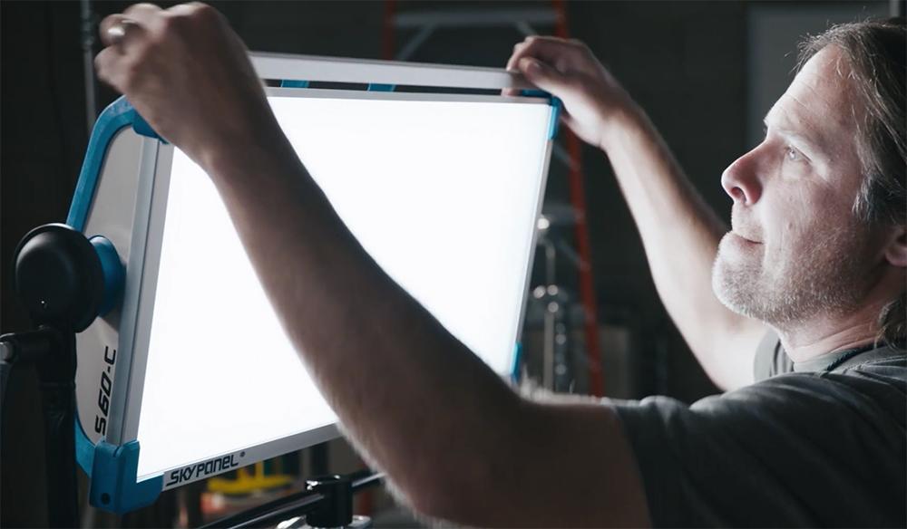 NAB 2017: ARRI Skypanel's Stellar Firmware Update