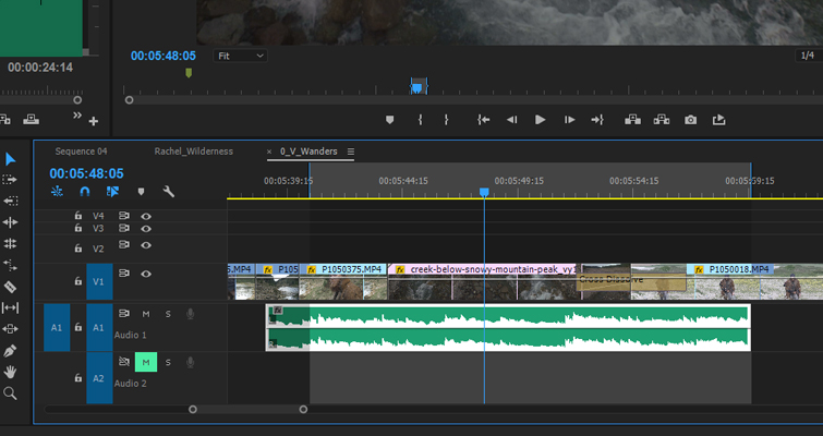 Quickly Send FLAC Files From Audition To Premiere Pro — Method