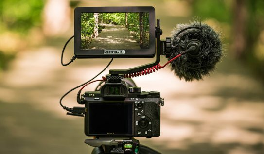 NAB 2017: SmallHD's New Touch Screen Monitor