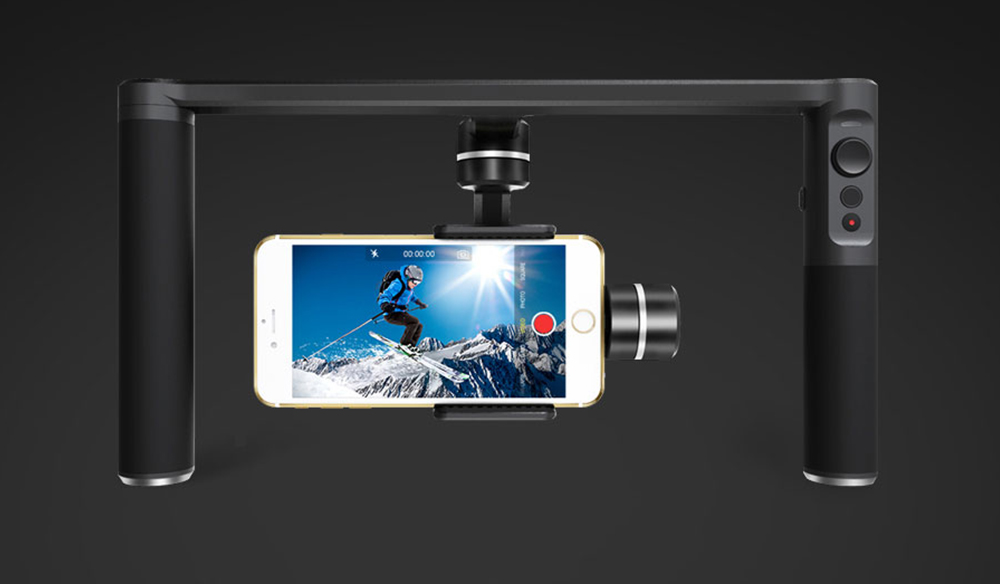 NAB 2017: The Future of iPhone Gimbals with FeiyuTech
