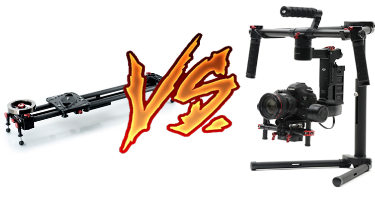DSLR Slider Guide For Solo Shooters — Slider vs. Gimbal