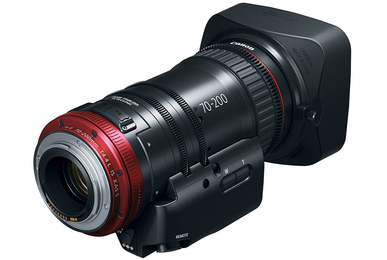 NAB 2017: The Latest and Greatest Camera Lenses — Canon