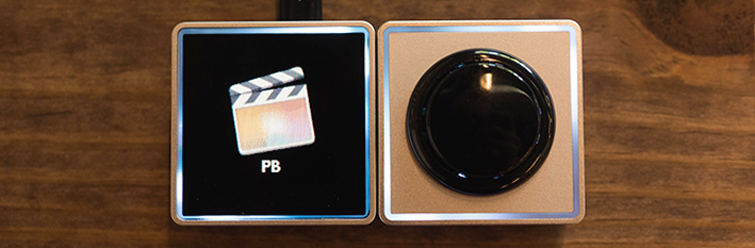 Hands-On Review: The Palette Gear for Video Editors — Buttons in FCPX
