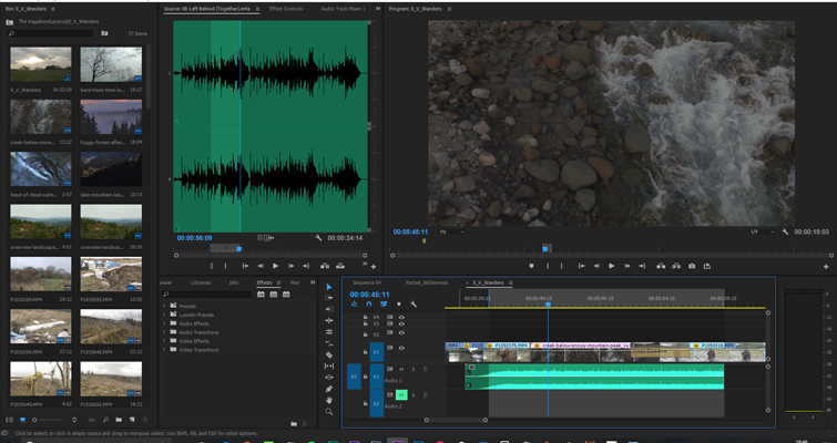 Quickly Send FLAC Files From Audition To Premiere Pro — Trim File