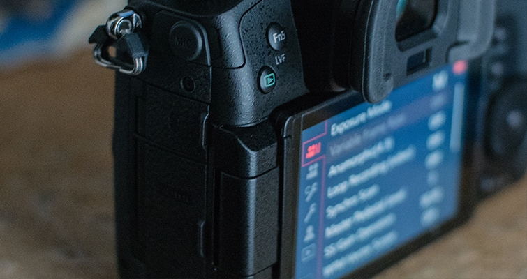 Best Video Settings for the GH5 — LVF Off