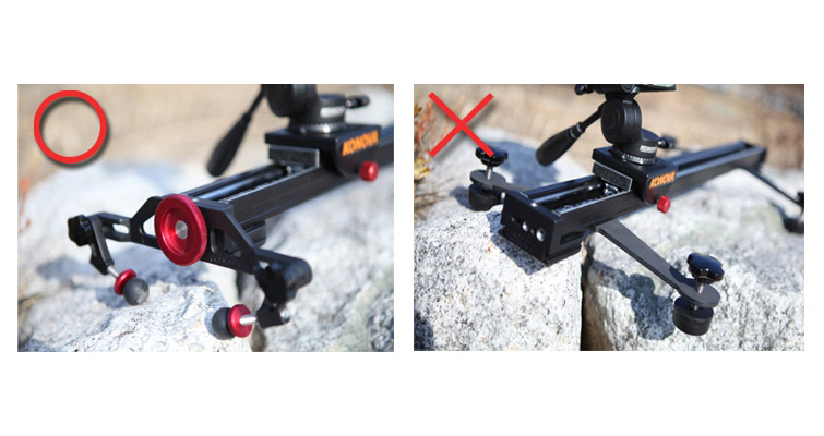 DSLR Slider Guide For Solo Shooters — Konova