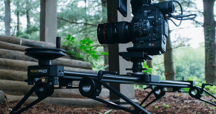 DSLR Slider Guide For Solo Shooters — Kessler Crane Pocket Dolly
