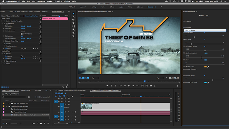 Adobe's New Update Makes the Creative Cloud an Essential Platform — Premiere Pro 2017