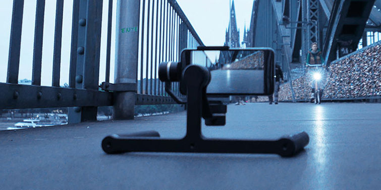 NAB 2017: The Future of iPhone Gimbals with FeiyuTech — SPG PLUS