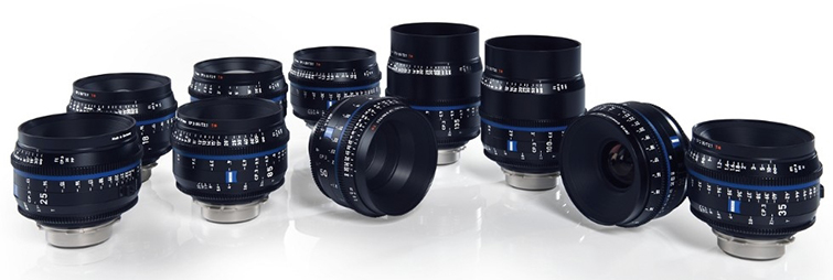 Everything to Know About NAB 2017: Cameras, Lenses, Gear, and More - Zeiss NAB Lenses