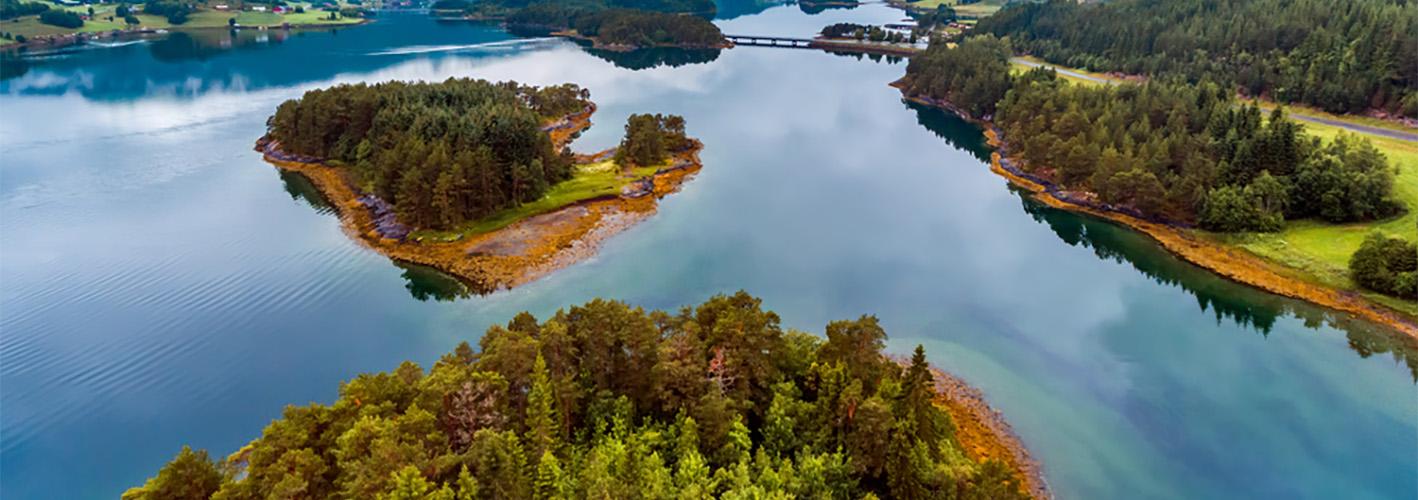 Aerial Video Toolkit — Norway Aerial