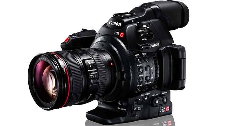 Rumor: Canon to Announce the Cinema EOS C200 and 6D Mark II — C200