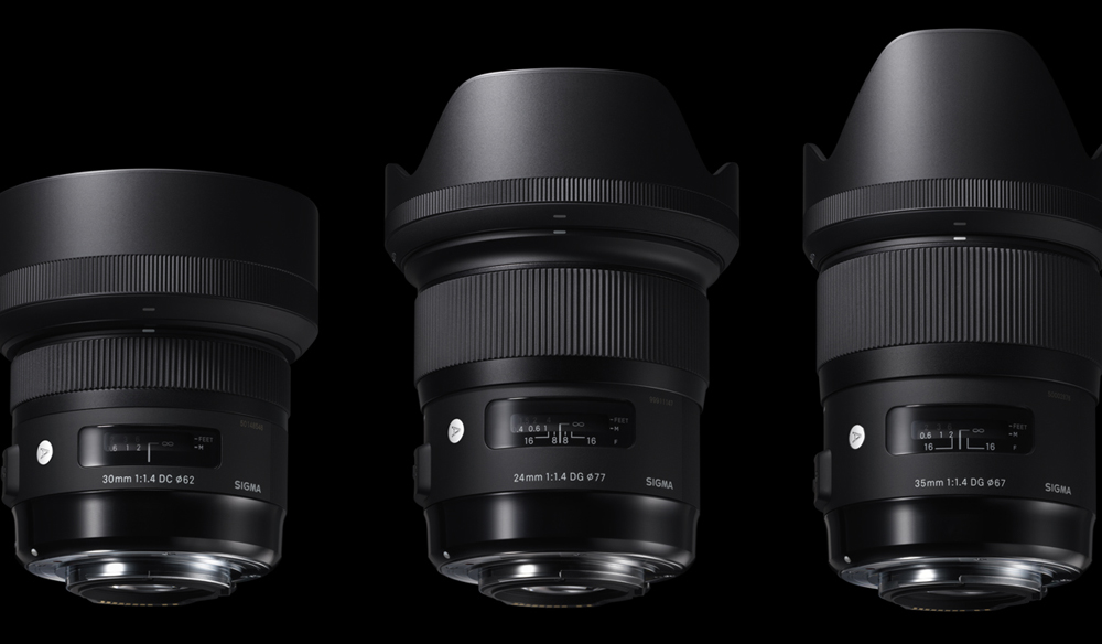 The Best Set of Go-To Lenses
