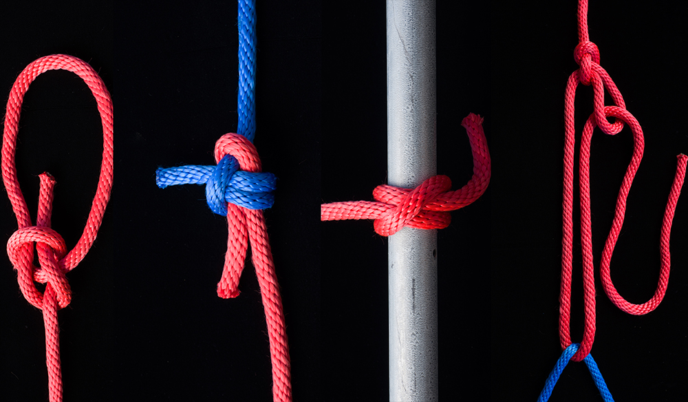 Video Tutorial: 4 Knots Every Filmmaker Should Know