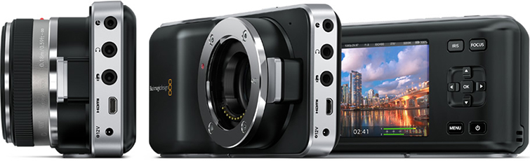 Build a Filmmaking Kit for Less than $5K — Blackmagic Pocket Cinema Camera