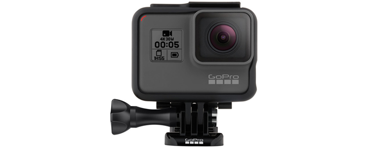 6 Slow Motion Cameras You Can Afford - GoPro Hero5