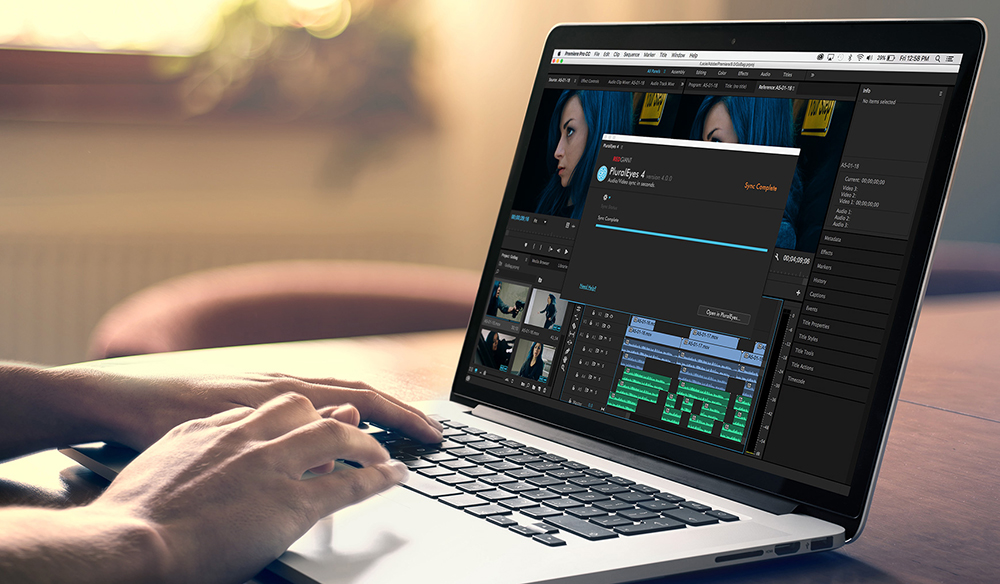 PluralEyes: The Best Workflow for Syncing Audio