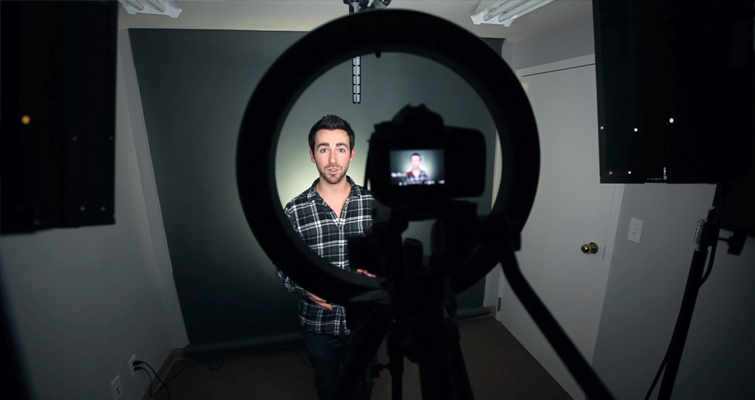 The Videographer's Guide to Vlogging — Ring Light