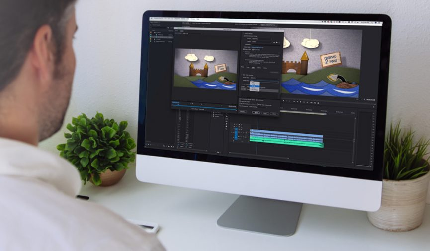 how to change audio in premiere pro