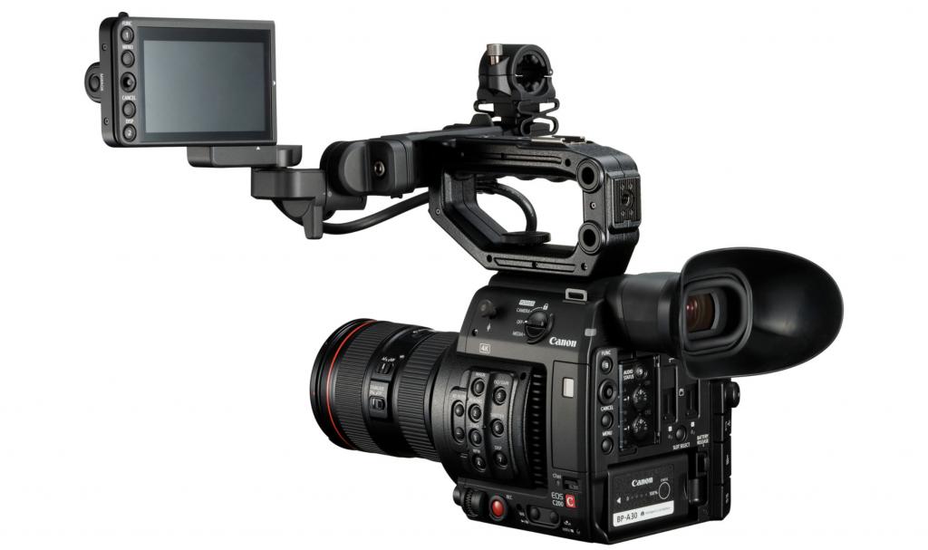The New Canon C200 — 1