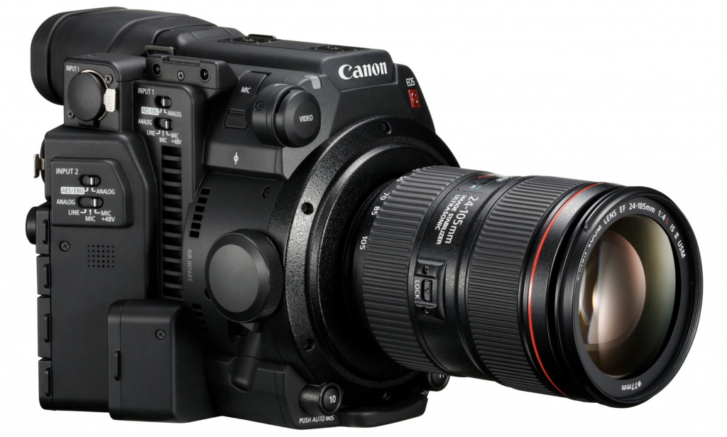 The New Canon C200 — 4