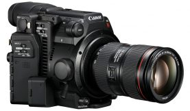 The New Canon C200