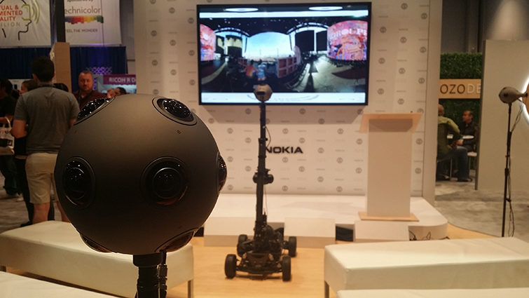 Everything to Know About NAB 2017: Cameras, Lenses, Gear, and More - Nokia Ozo
