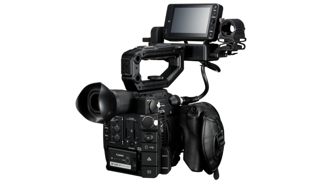 The New Canon C200 — 2
