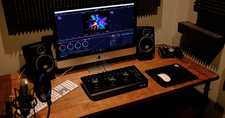 Hands On Review Davinci Resolve Micro Panel