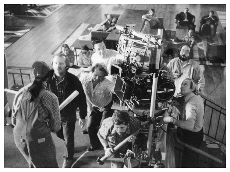 """""""Making 'The Shining'"""" Documentary and Photos — 5"""