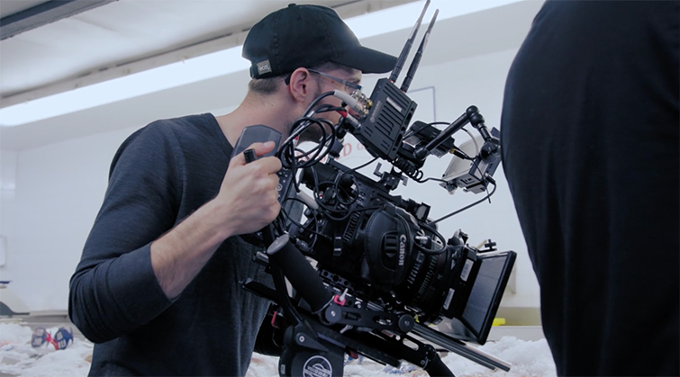 First Footage: This Short Film was Shot on the Canon C200 - C200 Rig