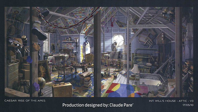 Why Every Project Needs a Production Designer — Planet of the Apes